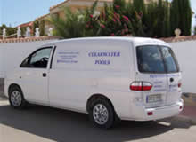 Clearwater Pools, a pool cleaning company for private and community pools